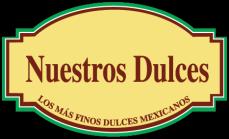 Nuestros Dulces- Los Más Finos Dulces Mexicanos Logo